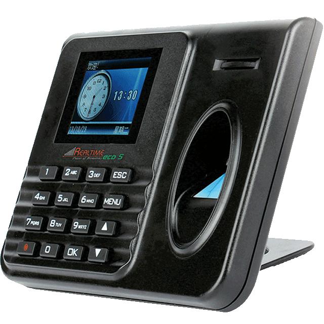 Realtime Biometrics | Attendance & Fingerprint Reader