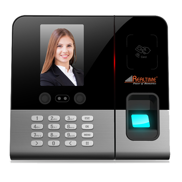 Realtime Biometrics Attendance Amp Fingerprint Reader